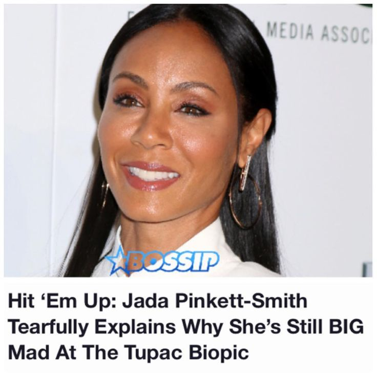 """Jada Pinkett-Smith is still none too pleased by the Tupac biopic and she's once again airing out the movie. The actress who's currently promoting her film """"Girls Trip"""" recently stopped by Atlanta's """"The Ryan Cameron Morning Show With Wanda Smith"""" and spoke candidly on her true feelings on """"All Eyez On Me"""" which she previously called """"deeply hurtful."""" According to Jada nothing's changed, her feelings are STILL hurt because the film was a """"disservice"""" to Pac's legacy. """"What you're seeing in…"""