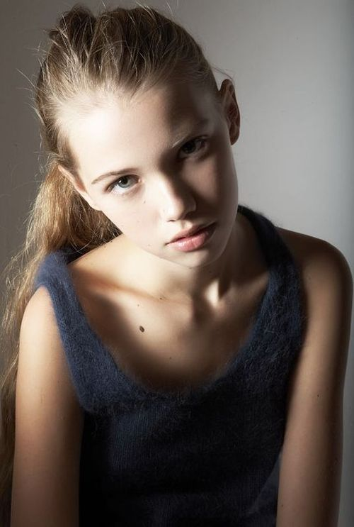 Non nude teen fashion models
