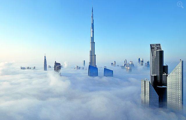 Burj Khalifa Dubai 1 (+ zoom)