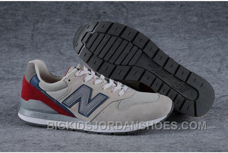 http://www.bigkidsjordanshoes.com/new-balance-996-men-grey-red-ekxxh.html NEW BALANCE 996 MEN GREY RED EKXXH Only $58.00 , Free Shipping!