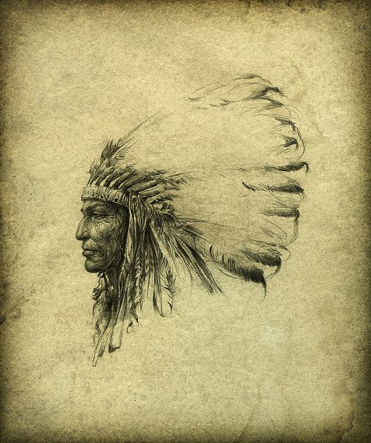 American Indian, via Flickr.