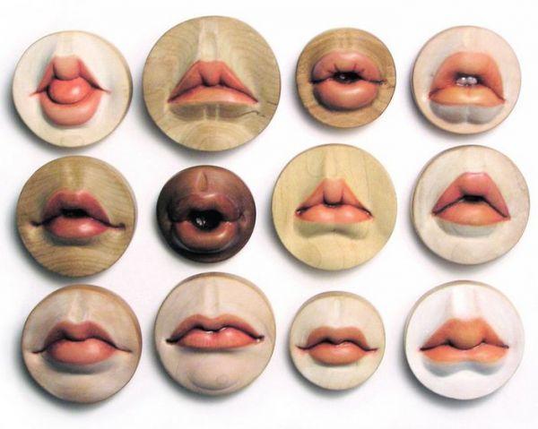 Julia Harrison's Beautiful Carved Facial Features - Neatorama