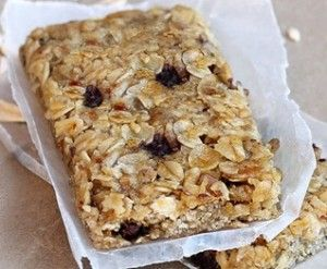 Chewy Granola Bars! Kids Loved them!
