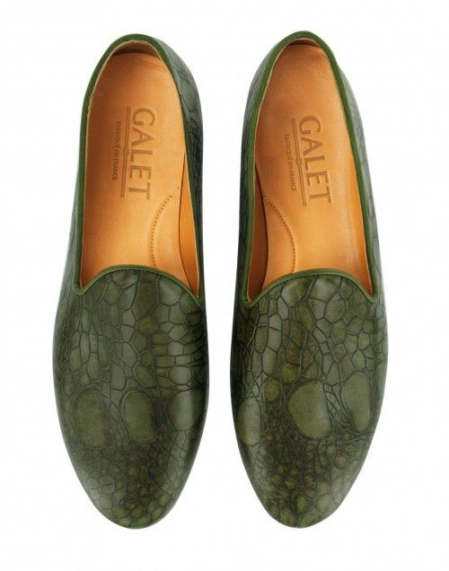 GALET CONSERVATION TURTLE LOAFERS NOW AVAILABLE ONLINE ON AMBASSADE-EXCELLENCE ESHOP! #MadeInFrance