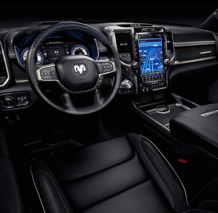 2019 Ram 1500 Named On 2018 Wardsauto Best Interiors List Dodge