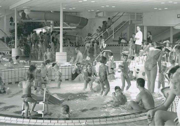 Zwembad Nunspeet (jaartal: 1990 tot 2000) - Foto's SERC