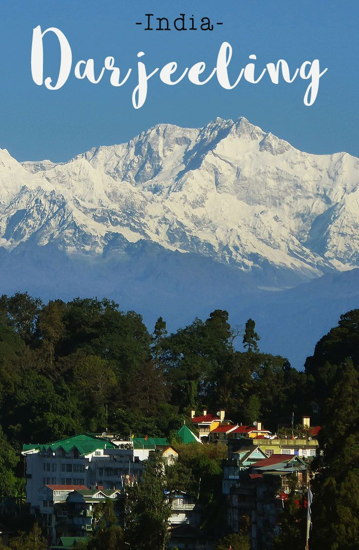 About 30km East of the border with Nepal, on top of a 2200m high ridge of the Himalayas, sits the darling town of Darjeeling. Famous for some of the finest black tea in the world and great mountain views, this Victorian holiday-resort is a scenic place to escape busy Indian life and get some fresh air.