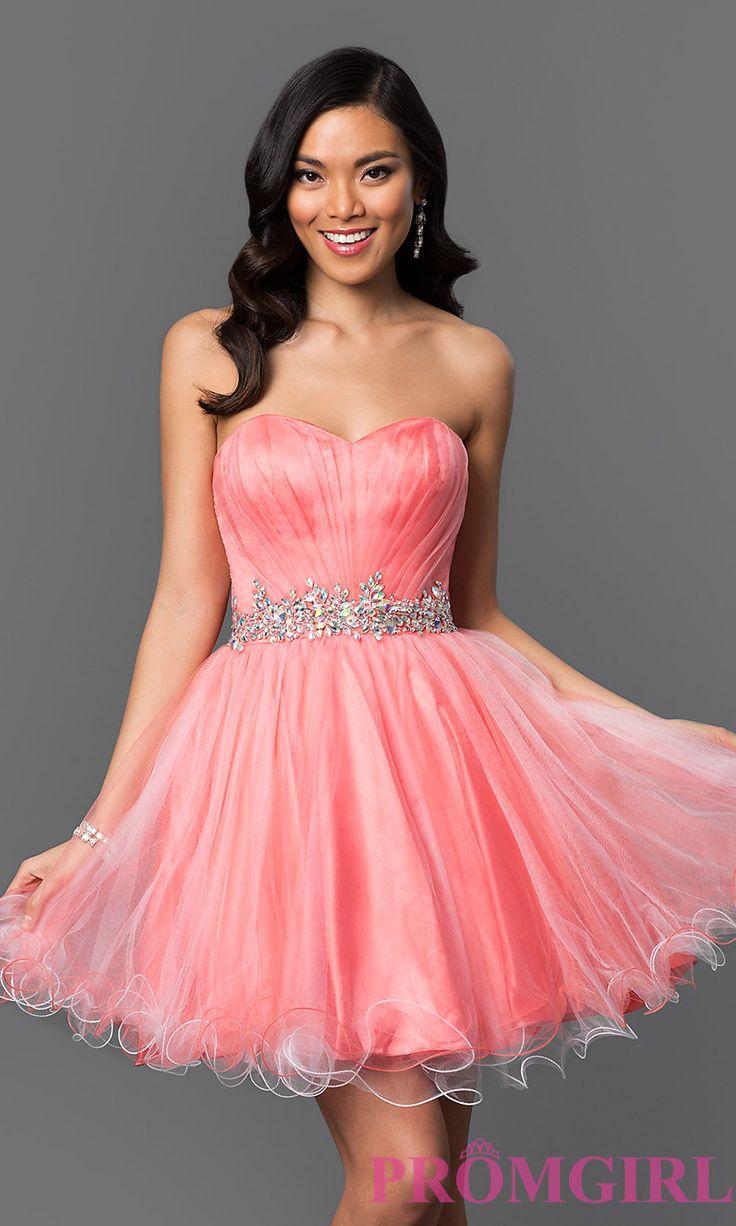 Mejores 58 imágenes de low high prom dresses 2014 en Pinterest ...