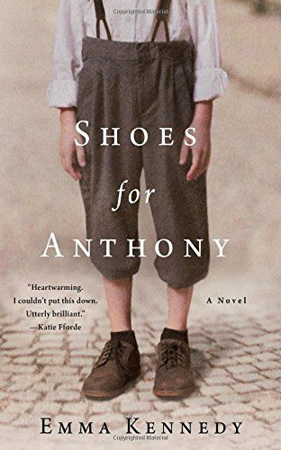 Shoes for Anthony by Emma Kennedy About the book: (from the publisher) This 1944 World War II drama tells the story of Anthony, a boy living in a deprived Welsh village, anticipating the arrival of American troops. Suddenly, a German plane crashes into the village mountain. A Polish prisoner-of-war survives and is brought into the community where he builds [...]