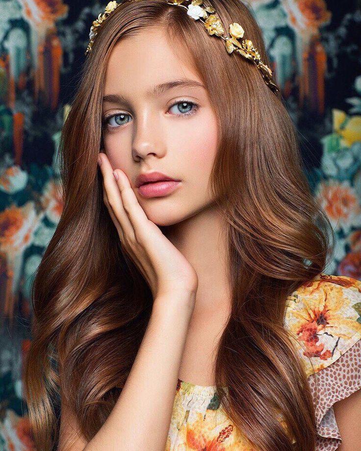 936 Best Little Girls Brunette Images On Pinterest