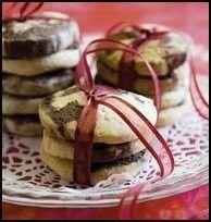 Versgebakken koekjes - Marmerkoekjes - Recepten - Culinair - KnackWeekend.be