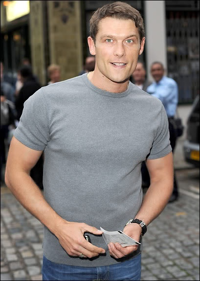 Meet John Partridge! ive been in love with him ever since i saw him in cats