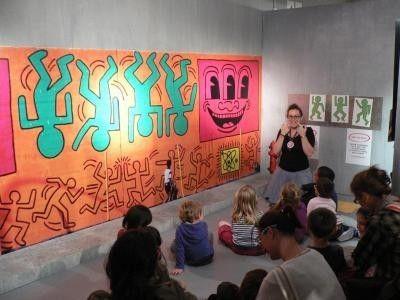 Musée en Herbe, Paris - made for kids