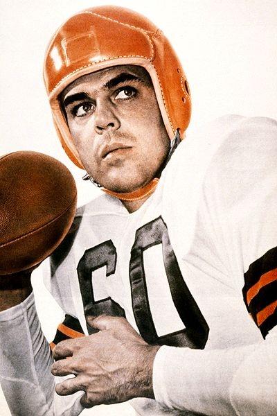 Otto Graham, Cleveland Browns