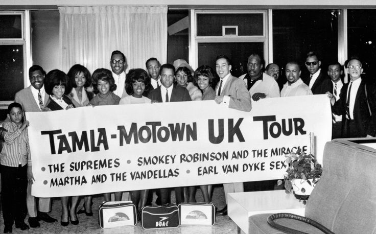 In the 1960s, a young record label named Motown put 110 hits on the charts