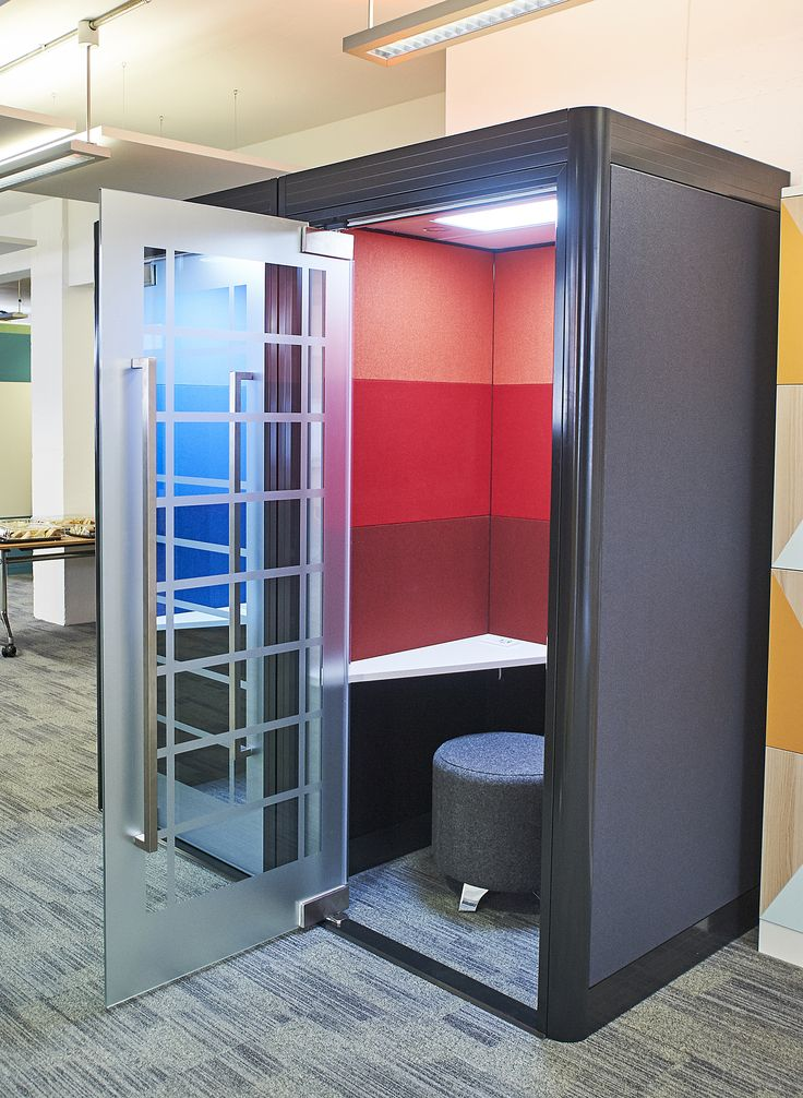 Oasis Linear Phone Booth | Acoustic Pods | Office Furniture