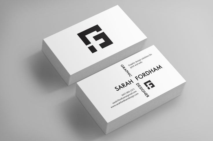 36 best Business Card Designs images on Pinterest Business card