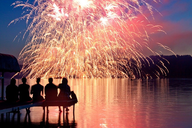 4th of July: Friends, Fourth Of July, Holidays, Fireworks, 4Th Of July, Summernight, Summer Night, Independence Day, New Years