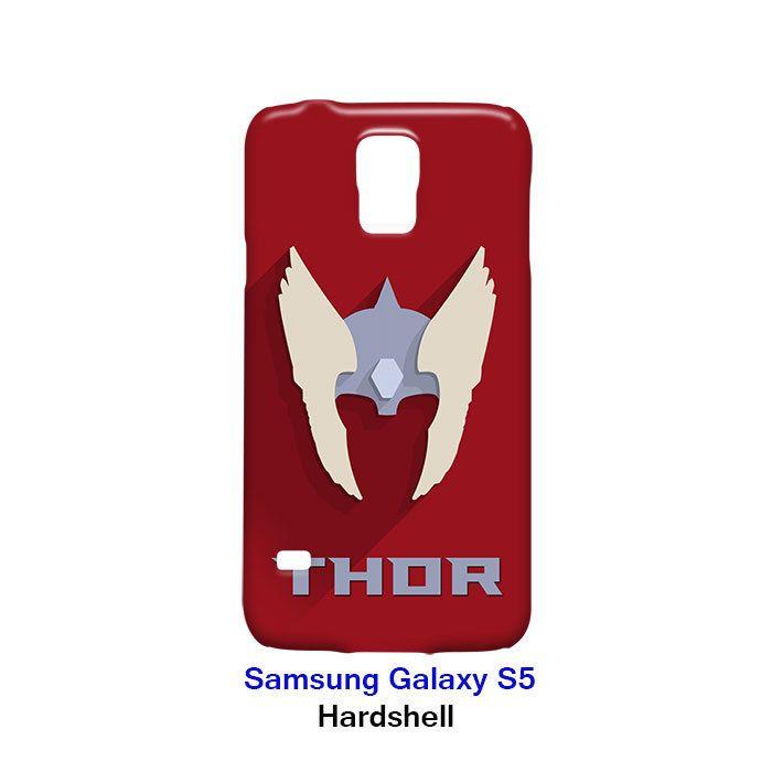 Thor Superhero Samsung Galaxy S5 Hardshell Case