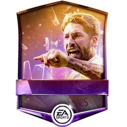 Sergio Ramos FIFA Mobile 17  99   Futhead