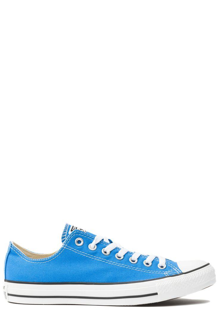 klassieke Converse Herensneakers (Blauw)