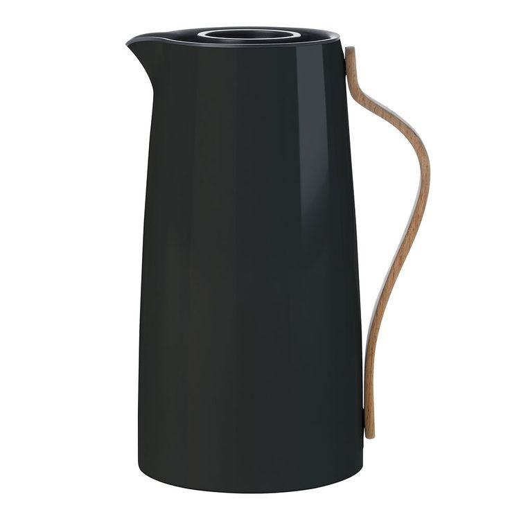 Emma Termoskanna Kaffe 1,2 L, Svart, Stelton