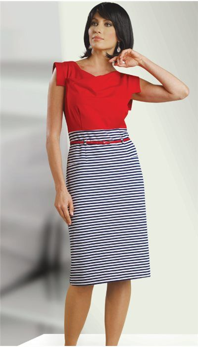 79 best images about Church Dresses on Pinterest | Pencil skirts White evening dresses and ...