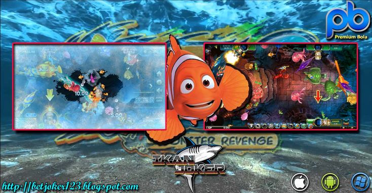 Pin di Judi Online Fish Hunter Joker123