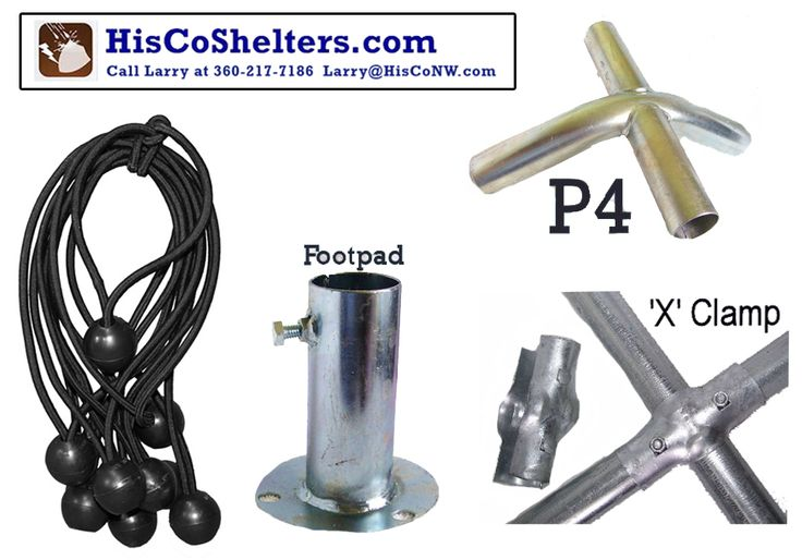 Build-It-Yourself Quality Portable Shelter Parts **See: http://www.hiscoshelters.com/ *FREE Shipping next 10 Days with $100 Order **Come check out our website explore what we have because there are free shipping both ways you can feel comfortable you are going to get good purchase from us #portable #carport #shelter #parts #accessories.