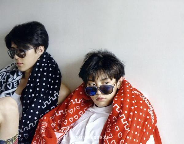 Chanyeol & Sehun #Ceci