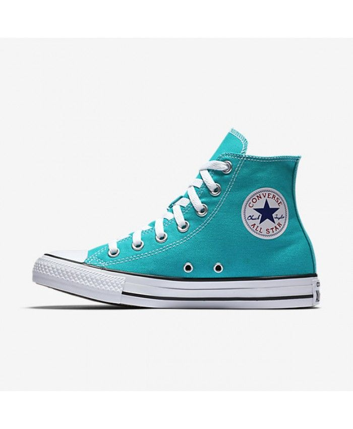 c8efd0fb39a0f8 Converse Chuck Taylor All Star High Top Mediterranean Blue 144801F ...