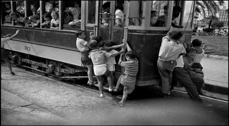 italy 1948 naples by david seymour