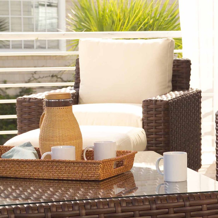 Contempo Collection. Outdoor Living RoomsLounge ChairsEntertaining