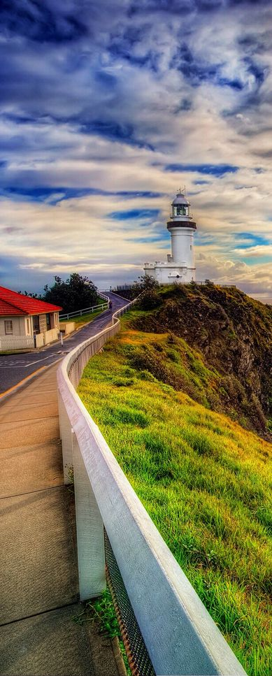 Bryon Bay Lighthouse, New South Wales, Australia