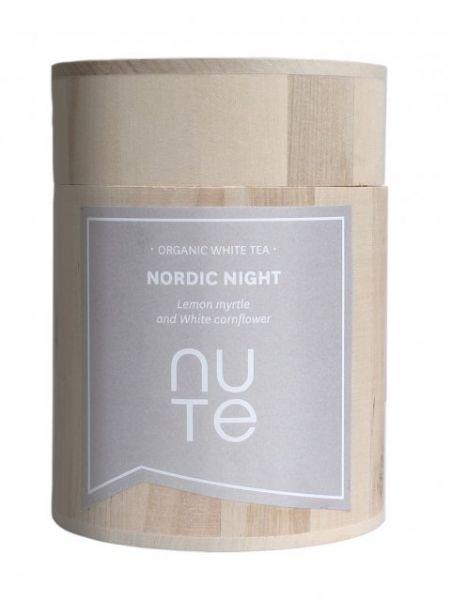 NUTE Vitt Te Nordic Night 100 g