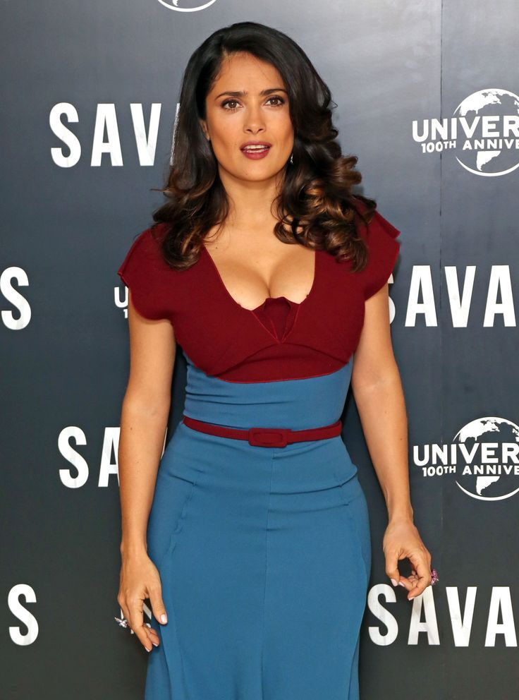 Best images about Salma Hayek on Pinterest