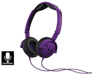 Skullcandy Lowrider Headphones - Purple