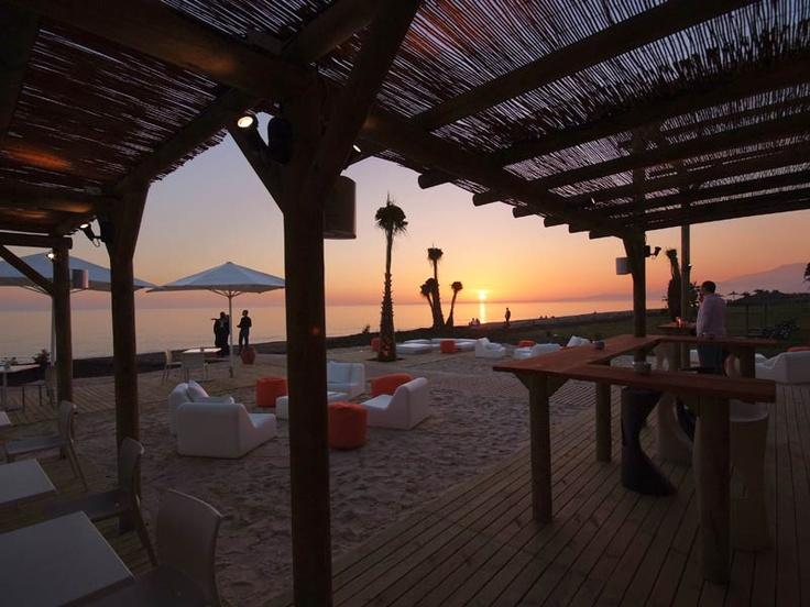 Sonnenuntergang im ROBINSON Club Playa Granada