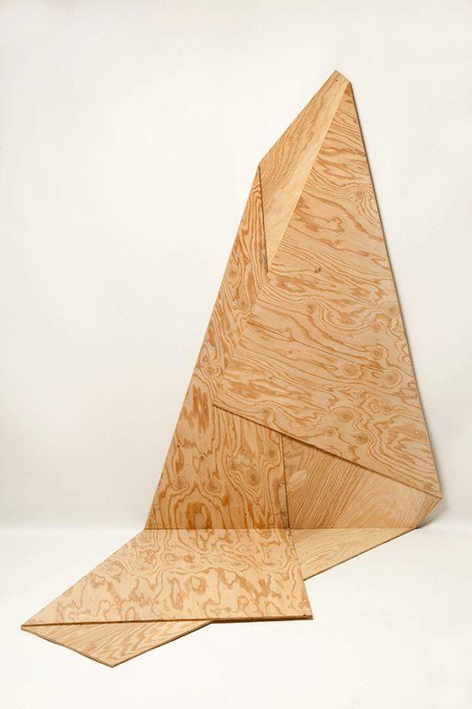 Harry Roseman - Folded Plywood