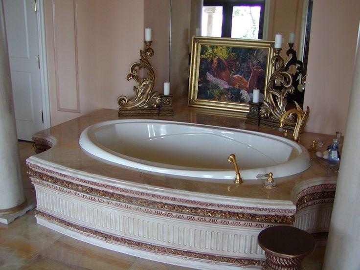 Granite Tub | ADP Surfaces Of Orlando, Florida | ADPSurfaces.com