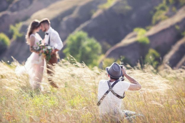 Maybe don't book your photographer for the ENTIRE wedding. | 9 Genius Money-Saving Wedding Tips You Haven't Thought Of