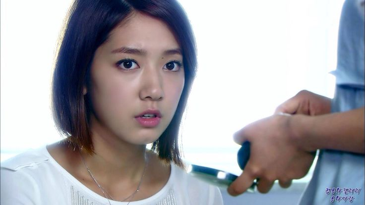 17 Best images about Ideas for haircut (park shin hye hair ...