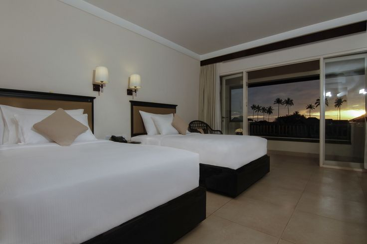 Deluxe Sea View with twin share bed - Grand Luley Resort