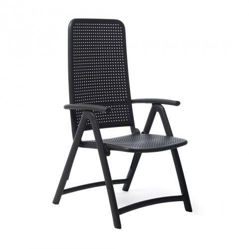 Nardi Darsena Klappsessel Kunststoff Terrassen Stuhle Sessel