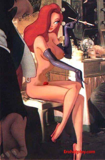 Порно рисунки Джессика Рэббит (Jessica Rabbit)