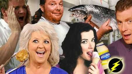 Top 10 Celebrity Chef Scandals - YouTube
