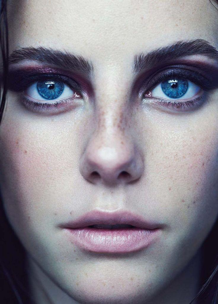 #KayaScodelario #Color #Actress