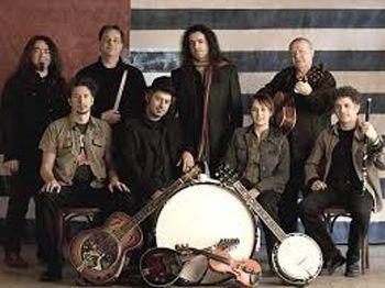 Modena City Ramblers e Cisco di nuovo insieme per un concerto esclusivo stasera - Suoni e strumenti