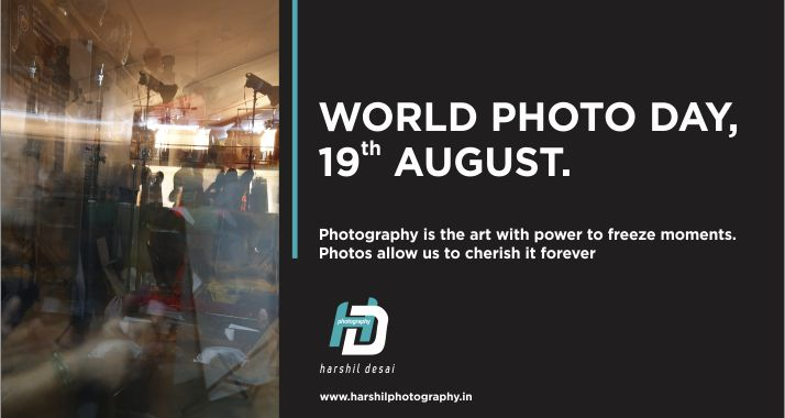 World photography day...