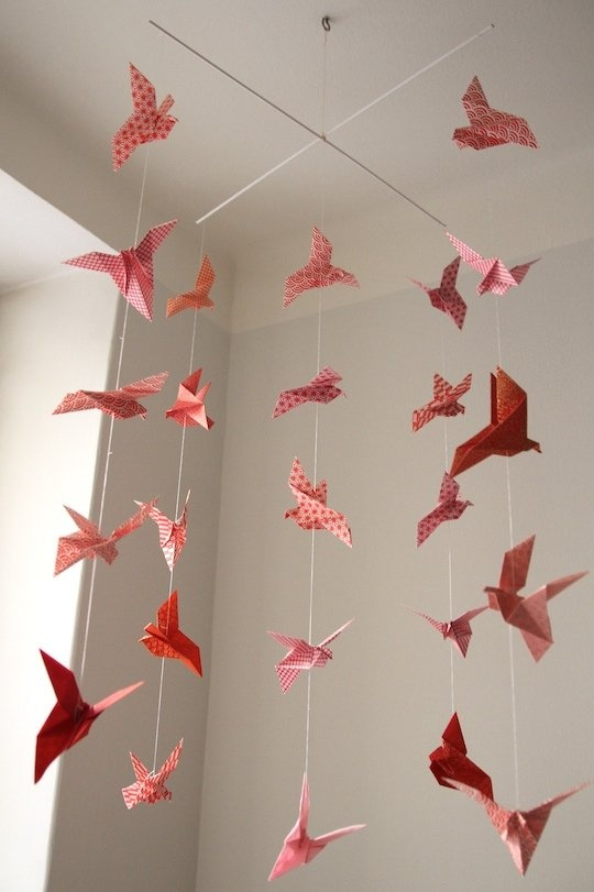 17 best images about confirmation ideas on pinterest for Romantic origami ideas